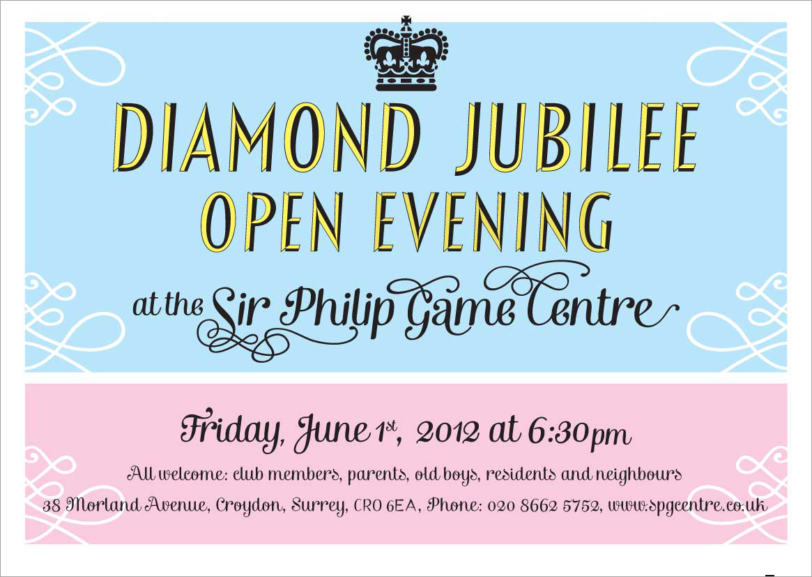 Diamond Jubilee Flyer