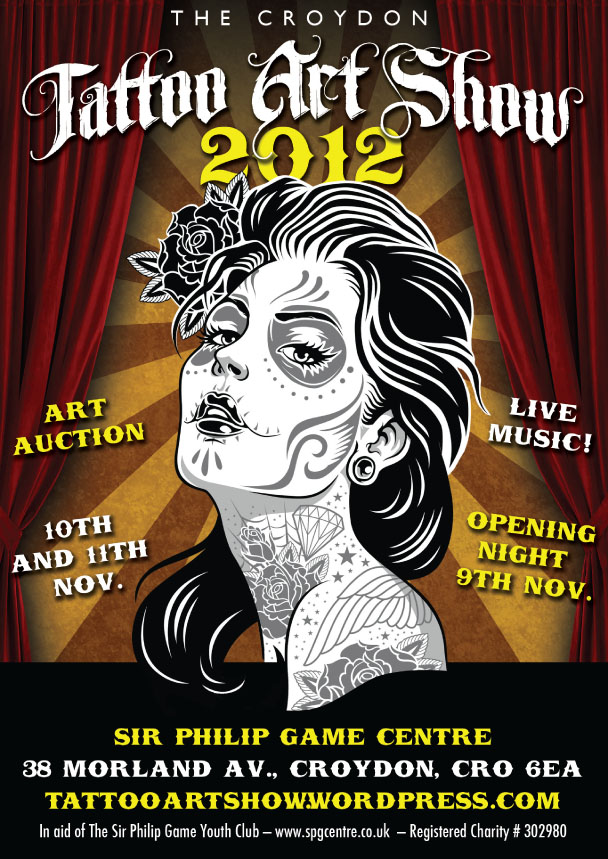 The Croydon Tattoo Art Show