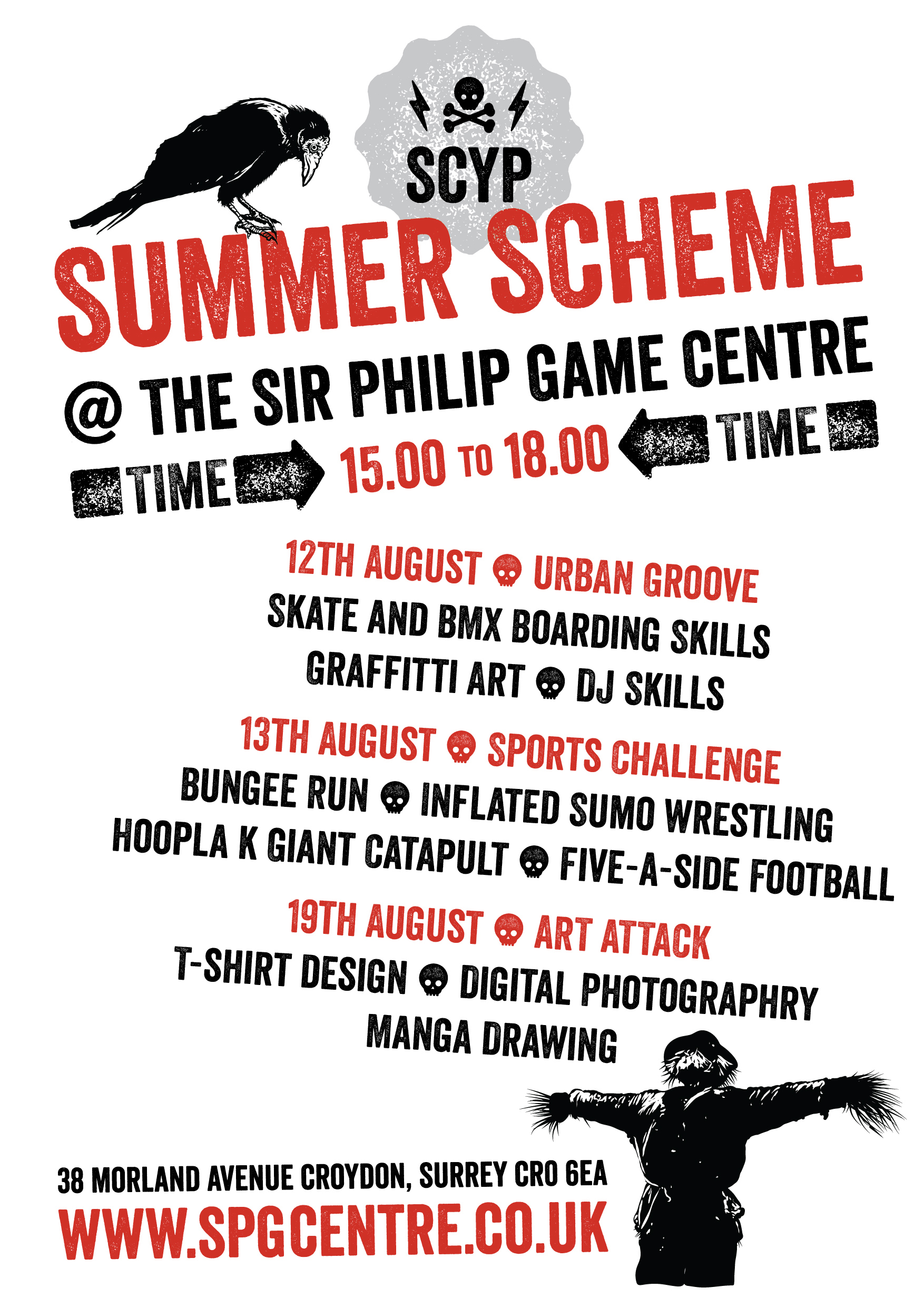 Sir Philip Game Centre Summer Scheme